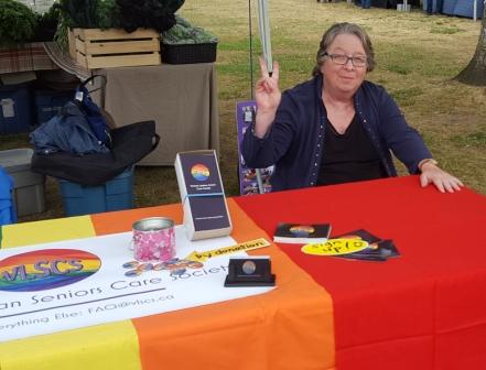 Victoria Lesbian seniors Care Society www.amazingwomen.ca
