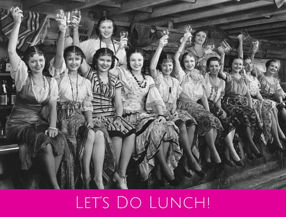 Lets-Do-Lunch lotta ladies