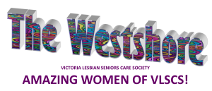 The Westshore rainbow swirl LOGO - Amazing Women of VLSCS!