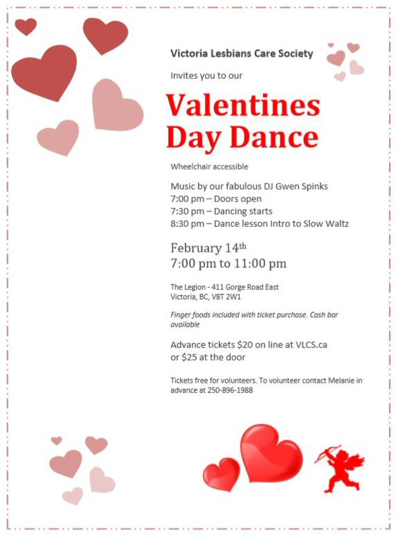 valentines day dance